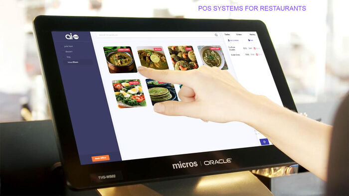 POS Restaurant systems in australia