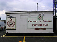 Miller broke into Carshalton Athletic's 1st team when he was just 18