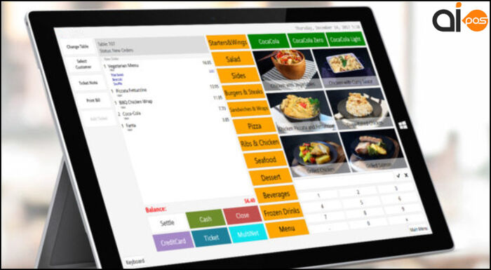 Restaurant-specific systems