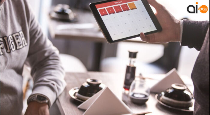 Find a POS system for your café