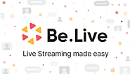 Be.Live – A new way for Live Streaming
