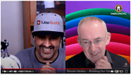 My week on Youtube broadcasting with friends on Be.Live – Live Video Training