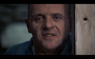 """I ate his liver with some fava beans and a nice Chianti."""