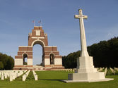 Thiepval Memorial to the Missing of the Somme