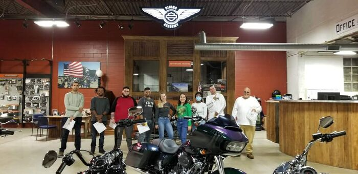 Harley Davidson Riding academy – motorcycle lessons CT