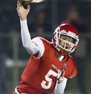 "Tanner Bolt: QB- 6-1 185- Prosser HS 17"" (Blue Chip)"