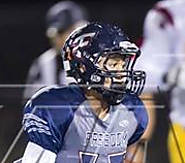 WR 5'8, 145 Baylei Coston (Freedom)