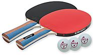 Ping Pong Paddle Buying Guide (2020 Reviews & Top 5)