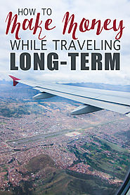 How to Make Money While Traveling Long-Term • The Blonde Abroad