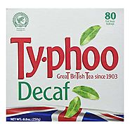 Typhoo Decaf Black Tea Bags