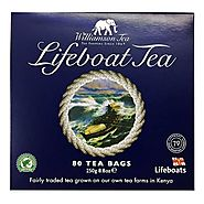 Lifeboat Black Tea Bags