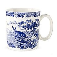 Spode Blue Room Aesops Fables Mug