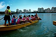 Dragonboating Teambuilding
