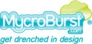 "MycroBurst "" Leader in Graphic, Web and Logo Design Contests"