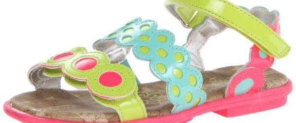 Best-rated Toddler Girls Sandals/Shoes on Sale