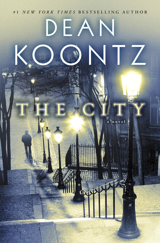 Headline for Must Reads If You Love 'The City' by Dean Koontz