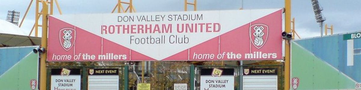 Headline for Top 5 Positives: Rotherham United at the Don Valley Stadium