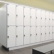 HPL Toilet Cubicles, Urinal Partitions and HPL Lockers in UAE | Modern Building Technologies Technical Services - Blog