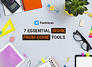 7 Essential Work From Home Productivity Tools