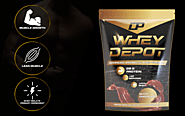 No.2 DP Whey Depot Whey Protein