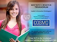 IELTS in Trivandrum | IELTS Coaching in Trivandrum | COSMO Centre - Best IELTS Training Centre in Trivandrum