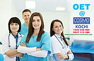 OET Kochi @ COSMO - Best OET Training / Coaching in Ernakulam Vyttila ( Cochin ) - UK Professor's OET Training Centre...