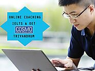 Online OET Coaching @ COSMO, Kerala - Best Online OET Coaching / Training in Kerala, India - UK Professor's Academy T...