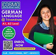German Language Coaching in Trivandrum - COSMO Centre - Best German Language Training Class in Kerala