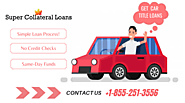Car Collateral Loans Saskatoon-Now In Reality