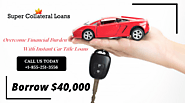 Long Term Car Title Loans Dartmouth