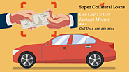Need Car Collateral Loans In Vernon