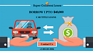 Same Day Car Collateral Loans Edmonton