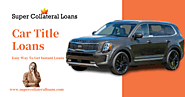 Achieve Financial Confidence With Car Title Loans Ontario