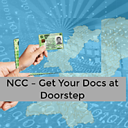 NCC – Get Your Docs at Doorstep
