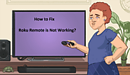 Roku Remote is not Working