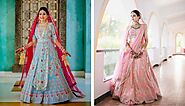 Bridal Lehenga Buying Guide Based On Body Type