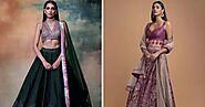 Buy Affordable Bridal Lehengas From These Designers Under INR 50K