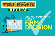 Tiki Profit Review: All you require to make a firm decision