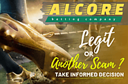 Alcore Betting Company: legit or another scam?-Take Informed Decision.