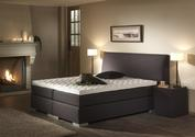 New York elektro boxspring bed