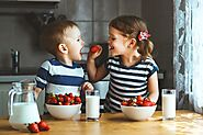 How to Teach Healthy Eating Habits In Your Kids - Athletic Digest