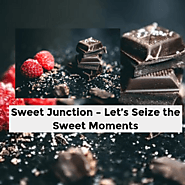 Sweet Junction – Let's Seize the Sweet Moments