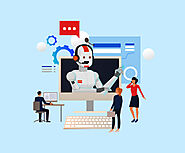 Robotic Process Automation Consulting in Gurugram