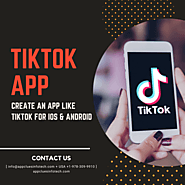 Create A Video Social Media App like TikTok