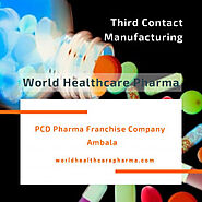 Pharma franchise company in Ambala | Visual.ly