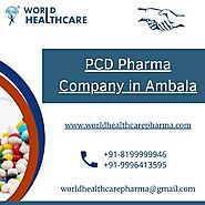 Grow Your Business with PCD Pharma Company in Ambala