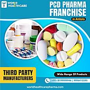 Leading PCD Pharma Franchise Company in Ambala