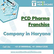 PCD Pharma Franchise Company in Haryana