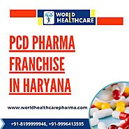 Top PCD Pharma Franchise Companies in Haryana