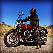 Lady on Motorbike – It's about me and my adventures on my motorbike.